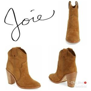 Joie Shoes - 🔥🆕 Joie Monte Suede Bootie
